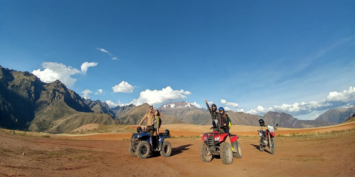 atv quad tour maras moray wakanki explorer. Black Bedroom Furniture Sets. Home Design Ideas